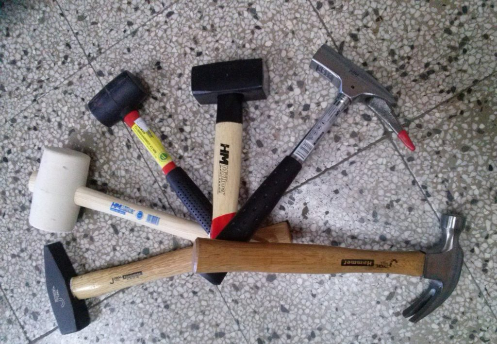types_of_hammers
